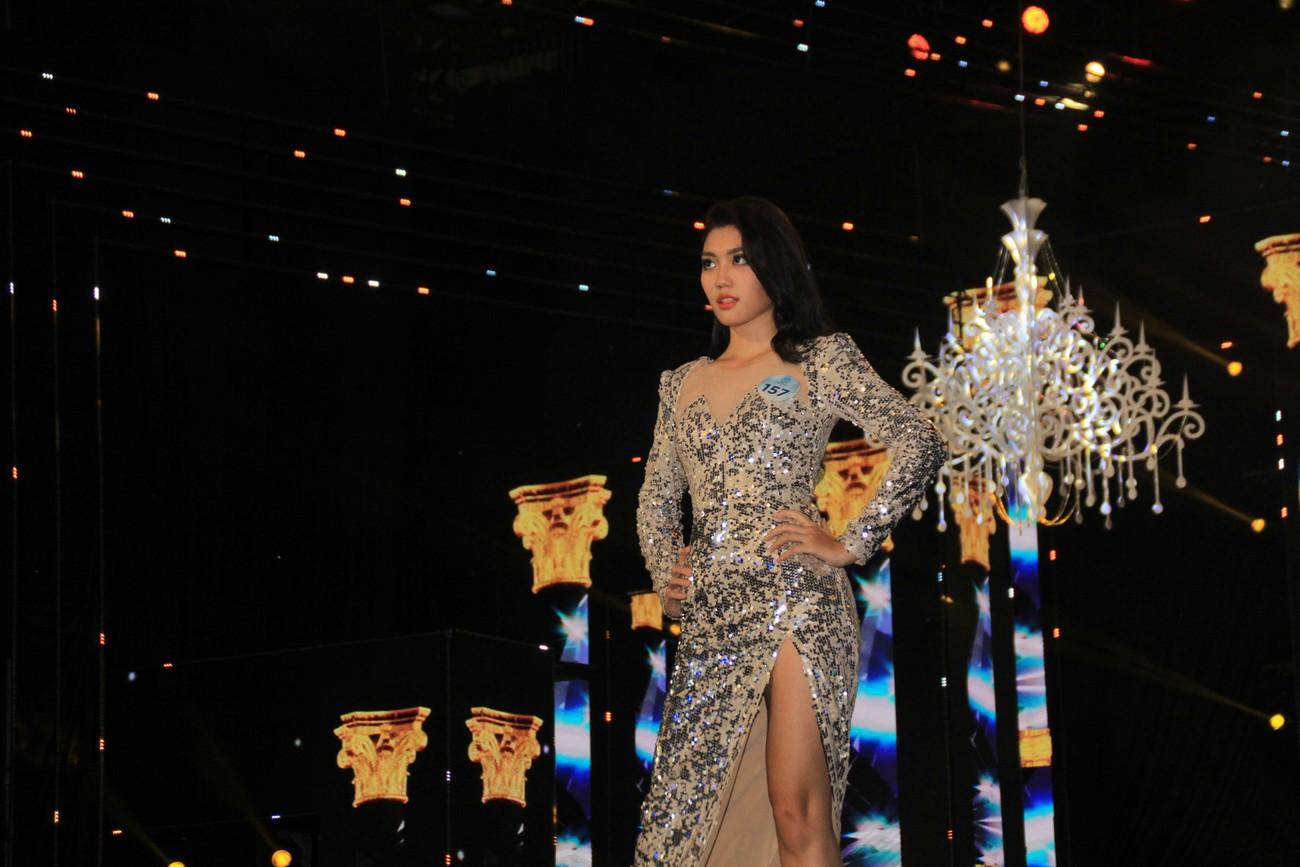 Hình ảnh ấn tượng tại đêm Chung khảo phía Nam Miss World Vietnam 2019 ảnh 11