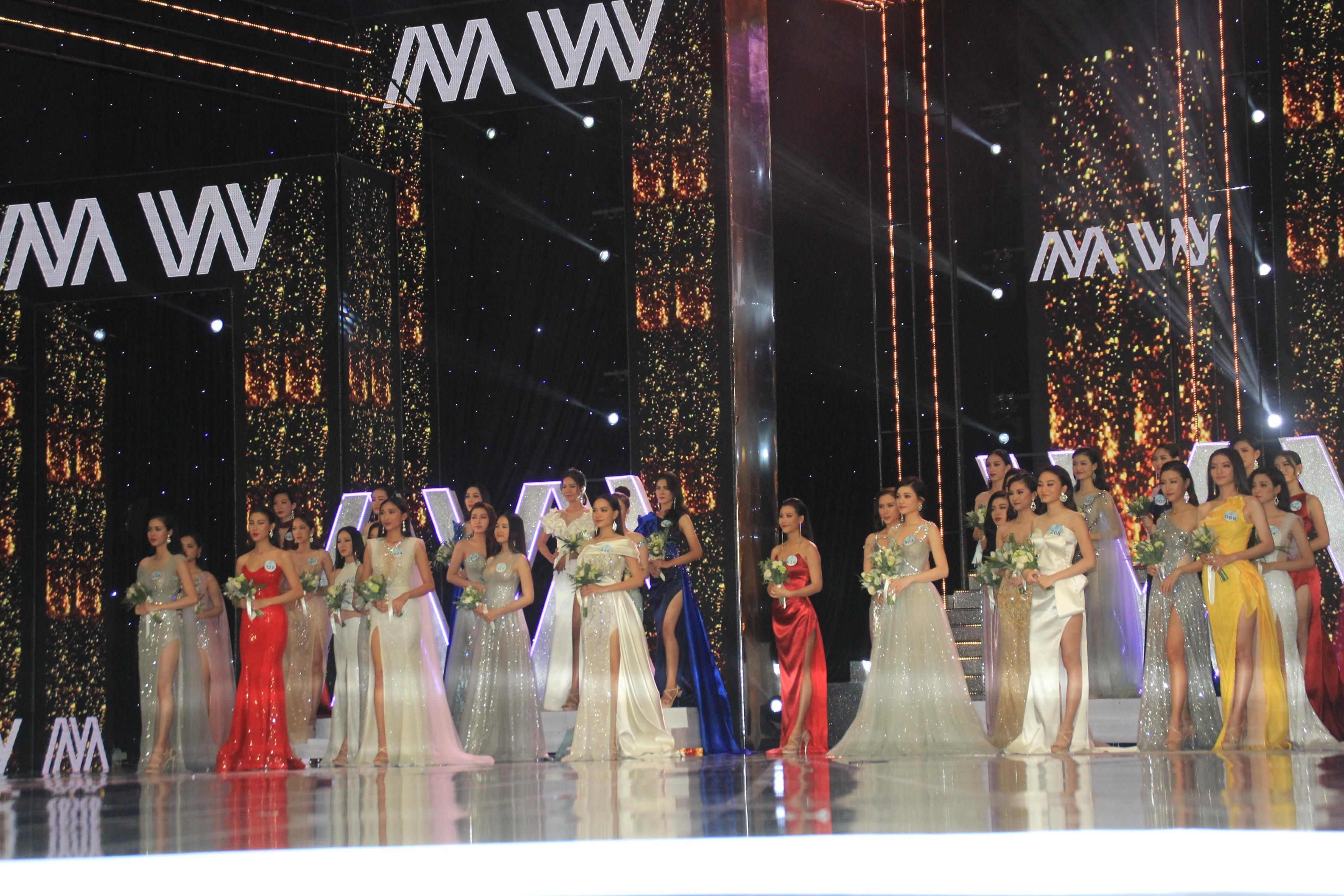 Hình ảnh ấn tượng tại đêm Chung khảo phía Nam Miss World Vietnam 2019 ảnh 14