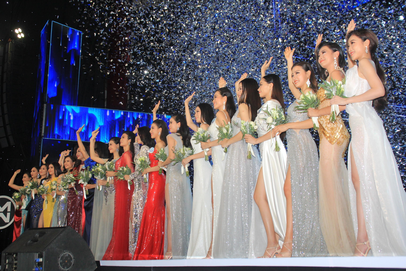 Hình ảnh ấn tượng tại đêm Chung khảo phía Nam Miss World Vietnam 2019 ảnh 16