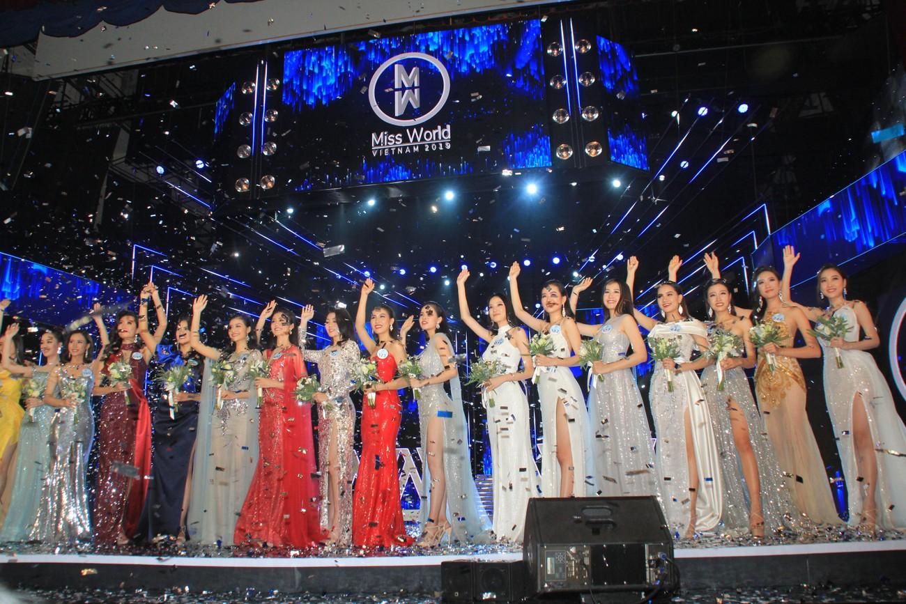 Hình ảnh ấn tượng tại đêm Chung khảo phía Nam Miss World Vietnam 2019 ảnh 18