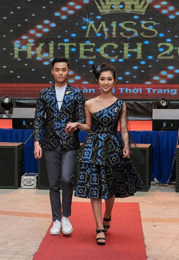 TOP 20 Miss HUTECH rạng ngời trong trang phục thời trang ảnh 4