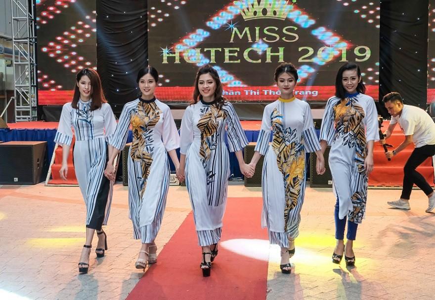 TOP 20 Miss HUTECH rạng ngời trong trang phục thời trang ảnh 16