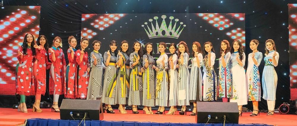 TOP 20 Miss HUTECH rạng ngời trong trang phục thời trang ảnh 18