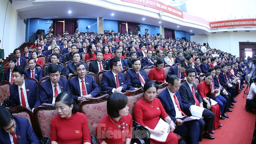 Ban chấp hành Đảng bộ tỉnh Hà Nam khoá XX chính thức ra mắt ảnh 2