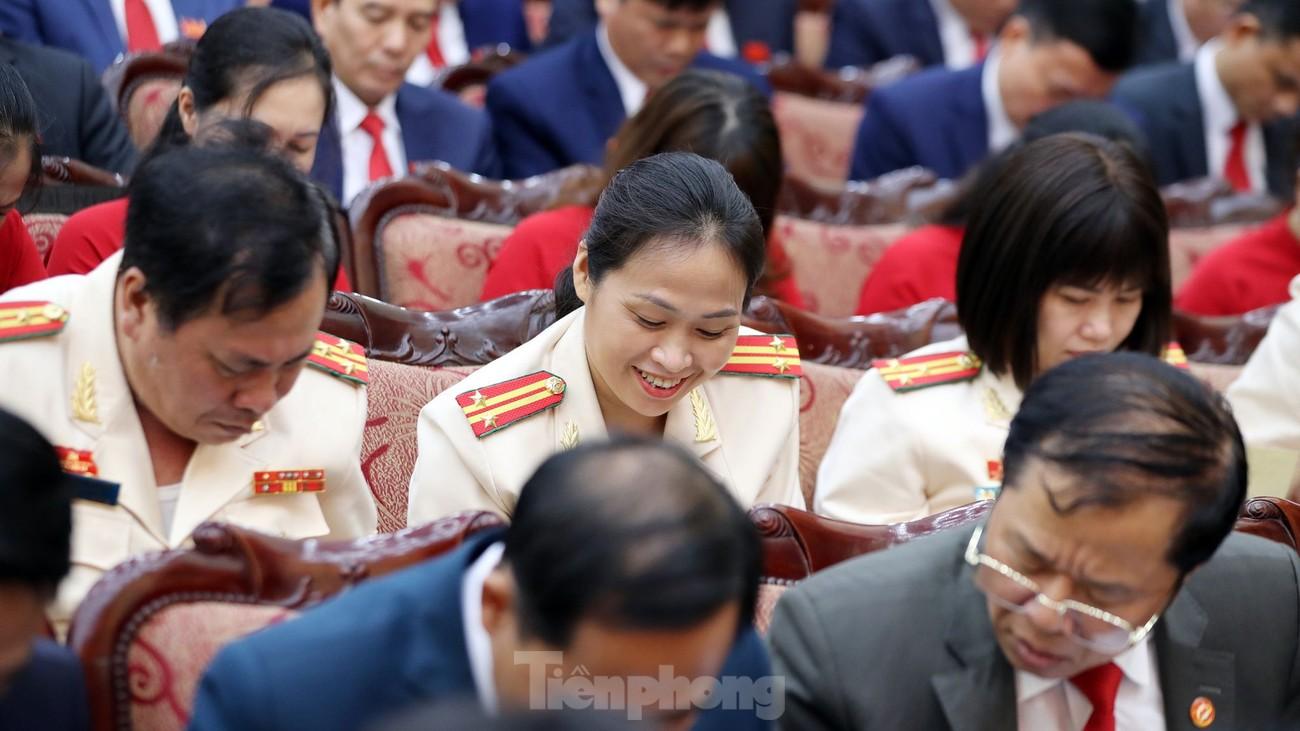 Ban chấp hành Đảng bộ tỉnh Hà Nam khoá XX chính thức ra mắt ảnh 1