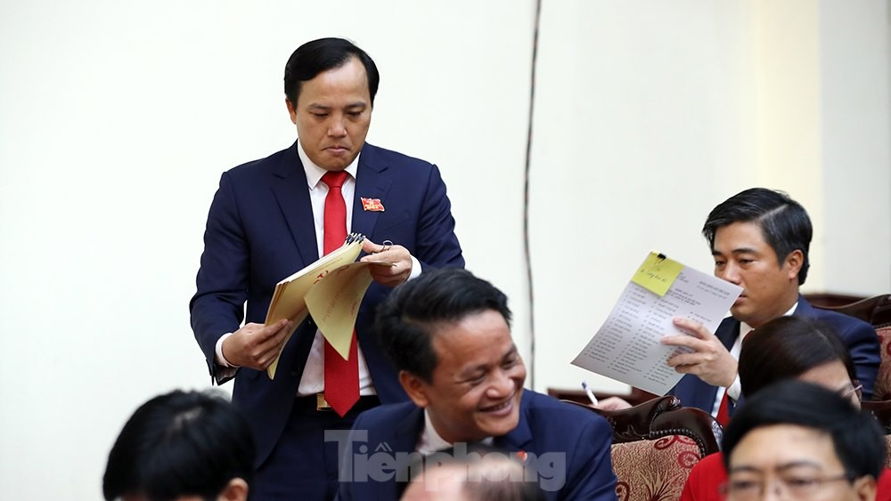 Ban chấp hành Đảng bộ tỉnh Hà Nam khoá XX chính thức ra mắt ảnh 3