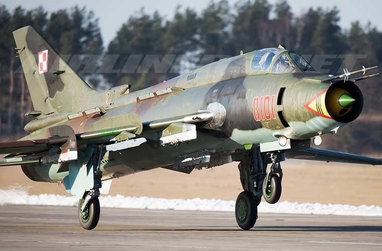 Quốc gia nào đang dùng máy bay Su-22 giống Việt Nam? ảnh 2