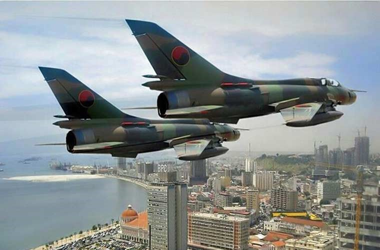 Quốc gia nào đang dùng máy bay Su-22 giống Việt Nam? ảnh 5