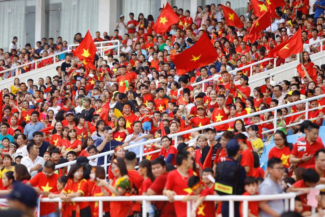 'Bay' trên sân Mỹ Đình trong ngày mừng công Thể thao Việt Nam ảnh 13