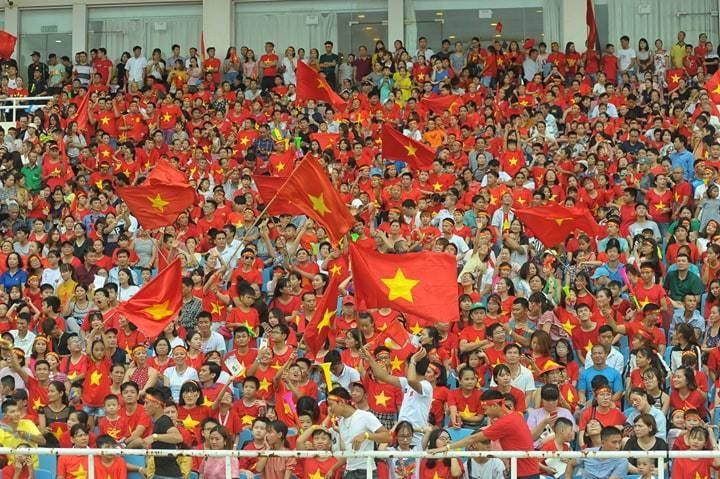 'Bay' trên sân Mỹ Đình trong ngày mừng công Thể thao Việt Nam ảnh 15