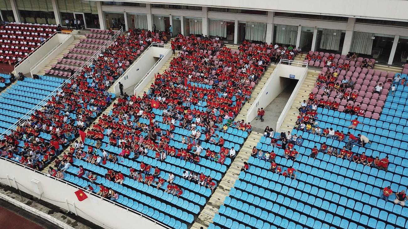 'Bay' trên sân Mỹ Đình trong ngày mừng công Thể thao Việt Nam ảnh 4