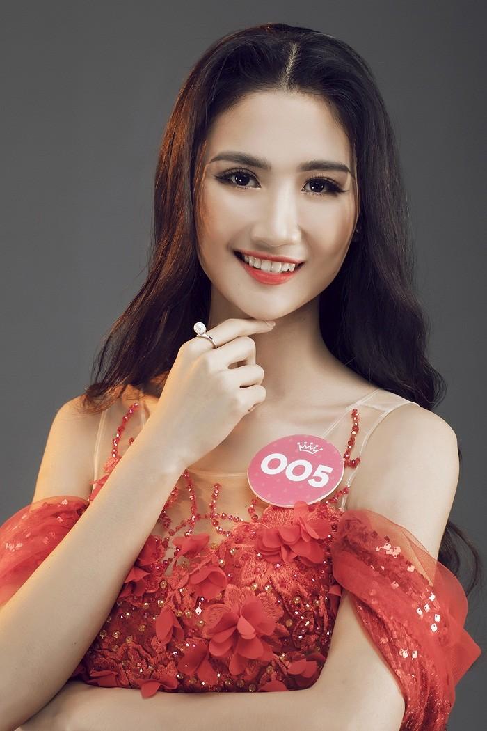 Thí sinh HHVN 2018 diện đầm dạ hội, đeo trang sức ngọc trai đẳng cấp ảnh 29