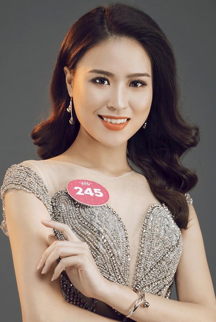 Thí sinh HHVN 2018 diện đầm dạ hội, đeo trang sức ngọc trai đẳng cấp ảnh 33