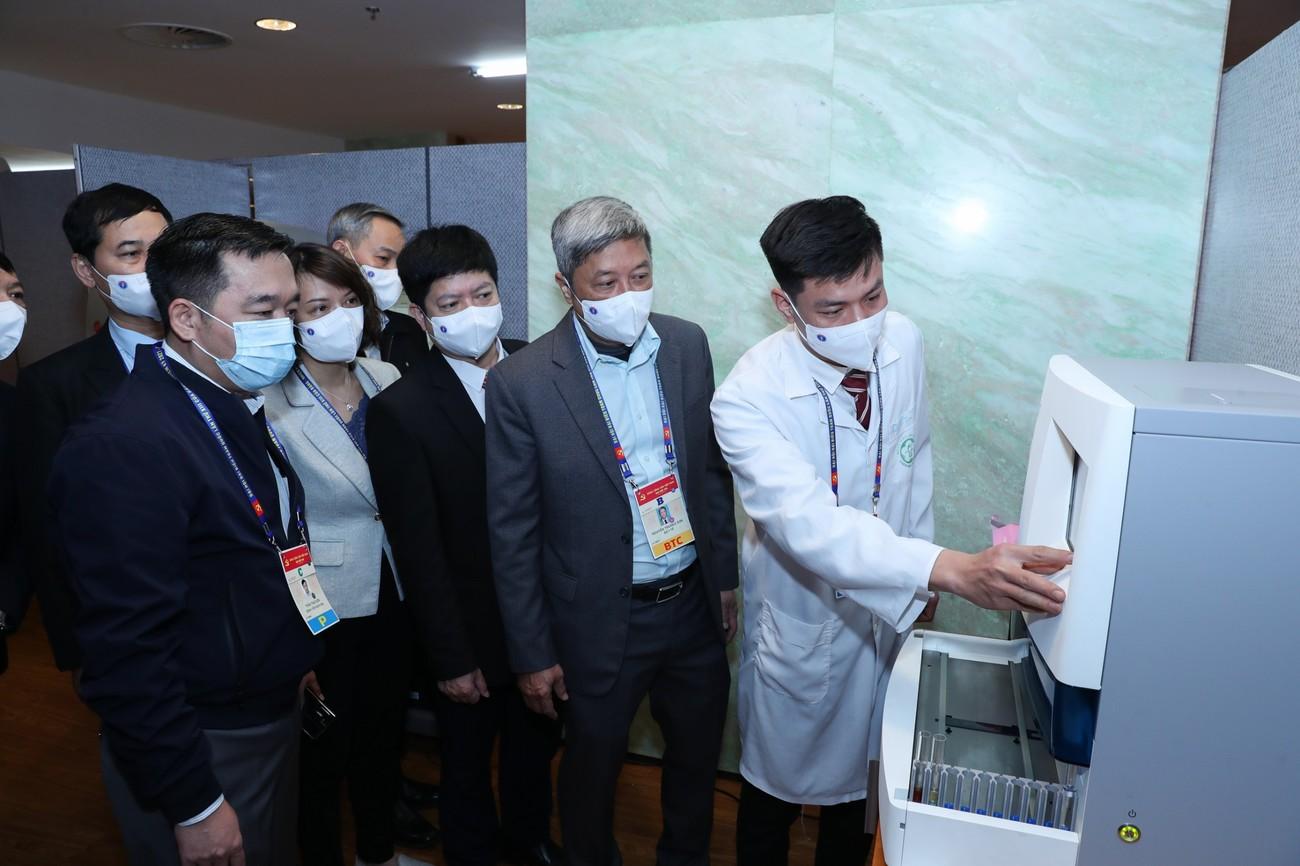 Phòng chăm sóc đặc biệt phục vụ Đại hội lần thứ XIII của Đảng ảnh 4