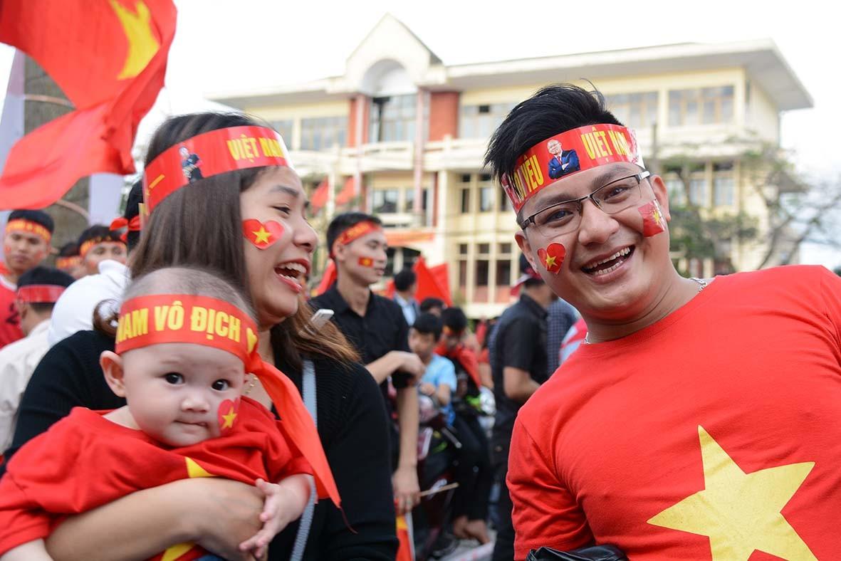 Ấn tượng U23 Việt Nam trong tôi ảnh 1