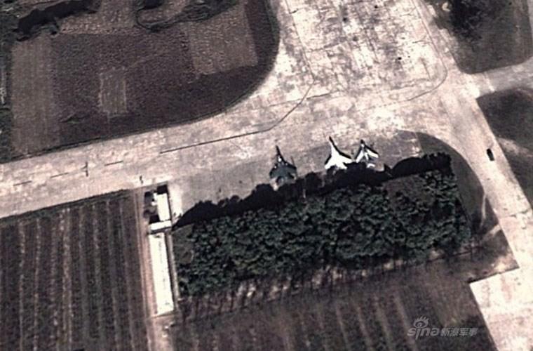 Không quân Triều Tiên bị lộ căn cứ mạnh nhất ảnh 10