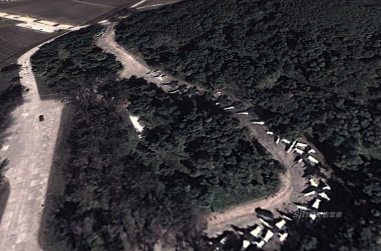 Không quân Triều Tiên bị lộ căn cứ mạnh nhất ảnh 2