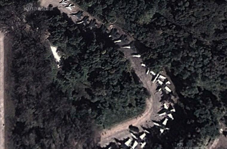 Không quân Triều Tiên bị lộ căn cứ mạnh nhất ảnh 3