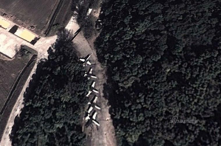 Không quân Triều Tiên bị lộ căn cứ mạnh nhất ảnh 4