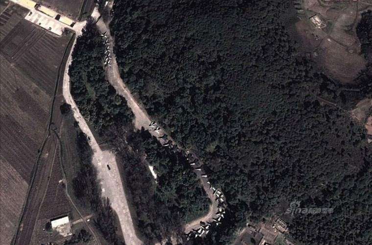 Không quân Triều Tiên bị lộ căn cứ mạnh nhất ảnh 5