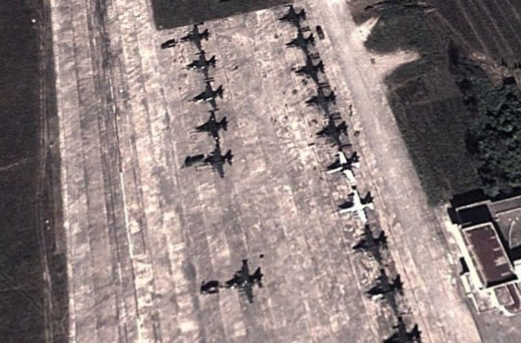 Không quân Triều Tiên bị lộ căn cứ mạnh nhất ảnh 6