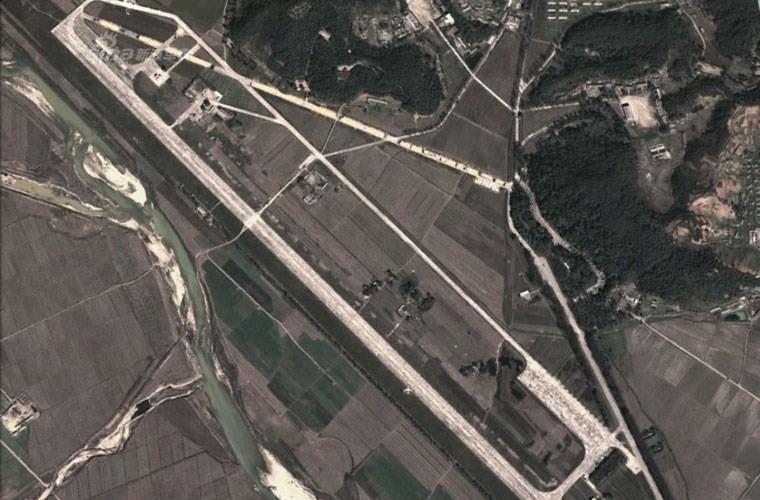 Không quân Triều Tiên bị lộ căn cứ mạnh nhất ảnh 7