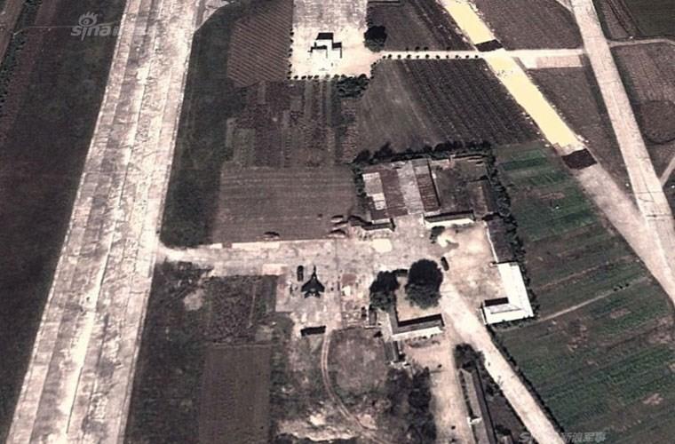 Không quân Triều Tiên bị lộ căn cứ mạnh nhất ảnh 8