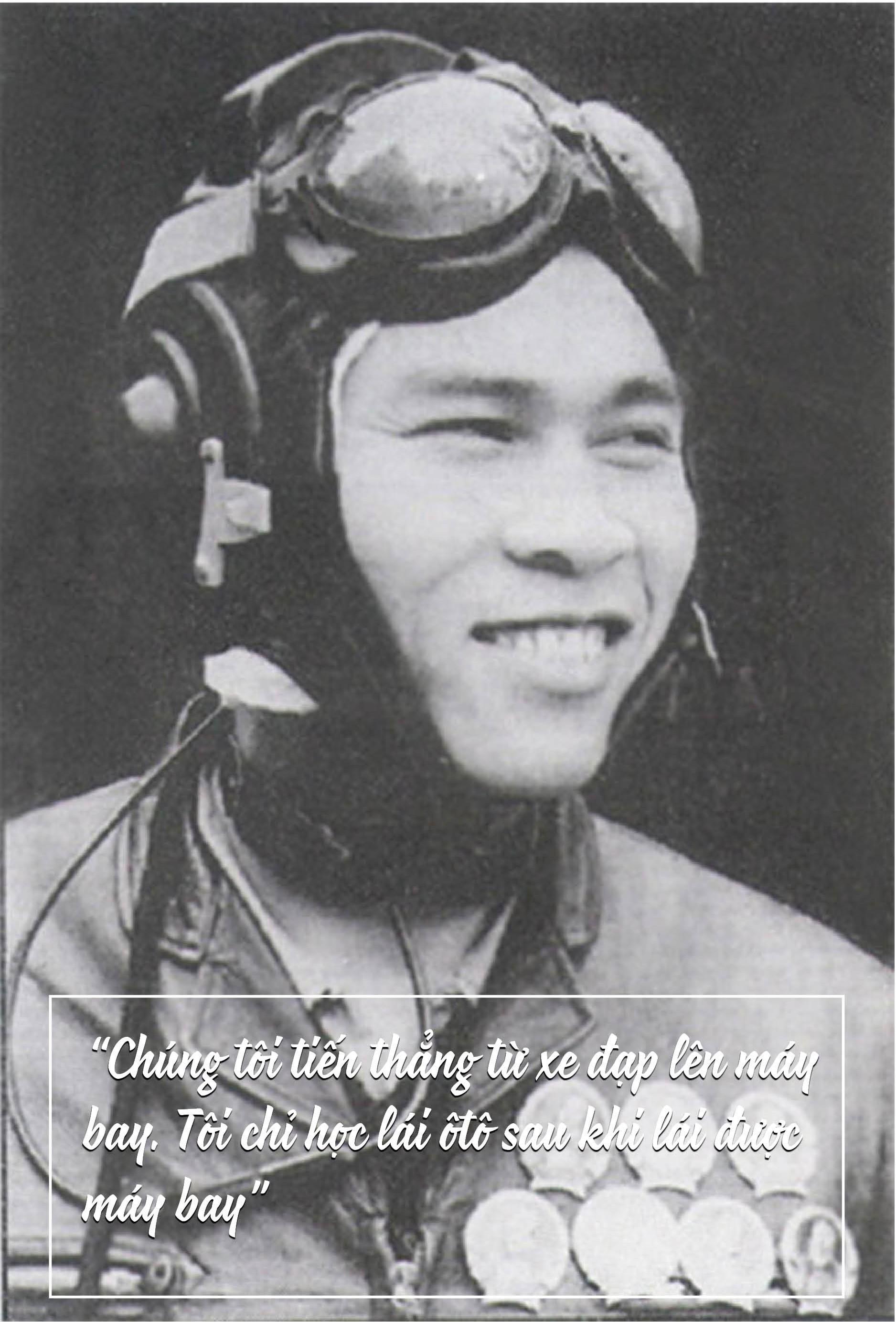 Cuộc đời huyền thoại của Anh hùng phi công Nguyễn Văn Bảy ảnh 2