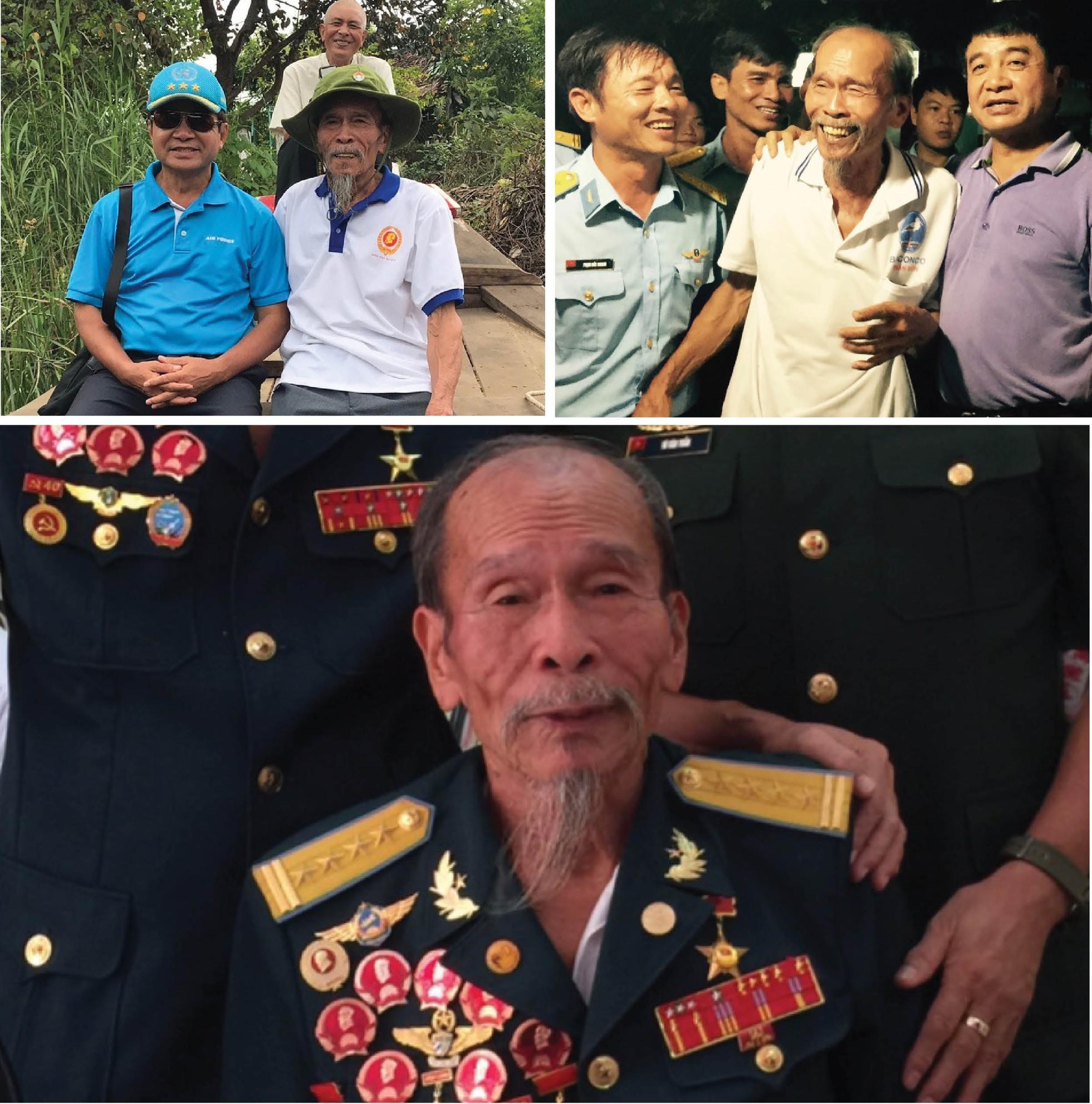 Cuộc đời huyền thoại của Anh hùng phi công Nguyễn Văn Bảy ảnh 6