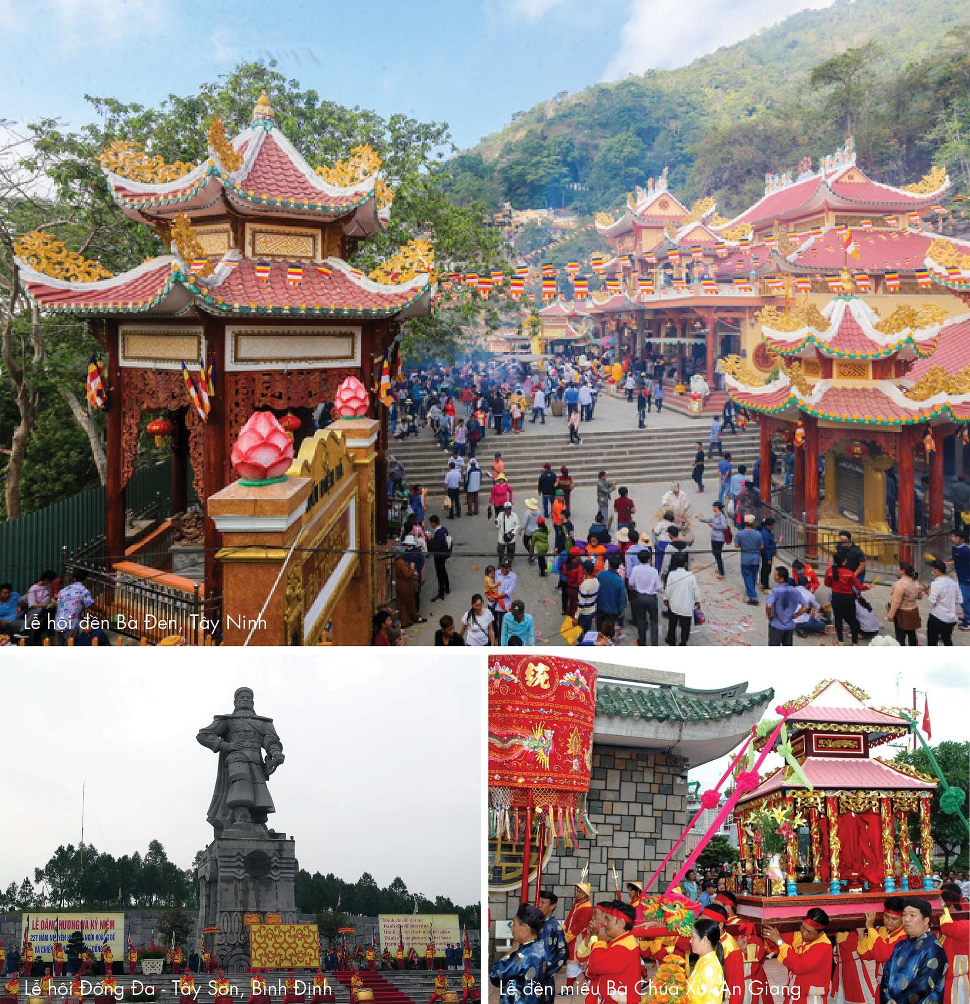 Những lễ hội đầu Xuân được mong đợi nhất trong dịp tết Nguyên Đán ảnh 4
