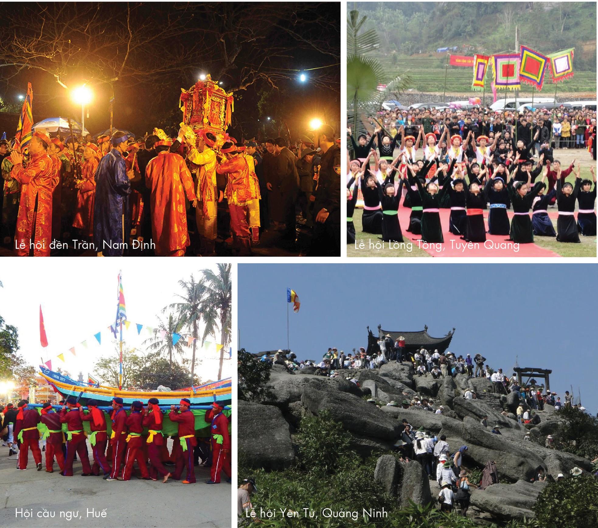 Những lễ hội đầu Xuân được mong đợi nhất trong dịp tết Nguyên Đán ảnh 3