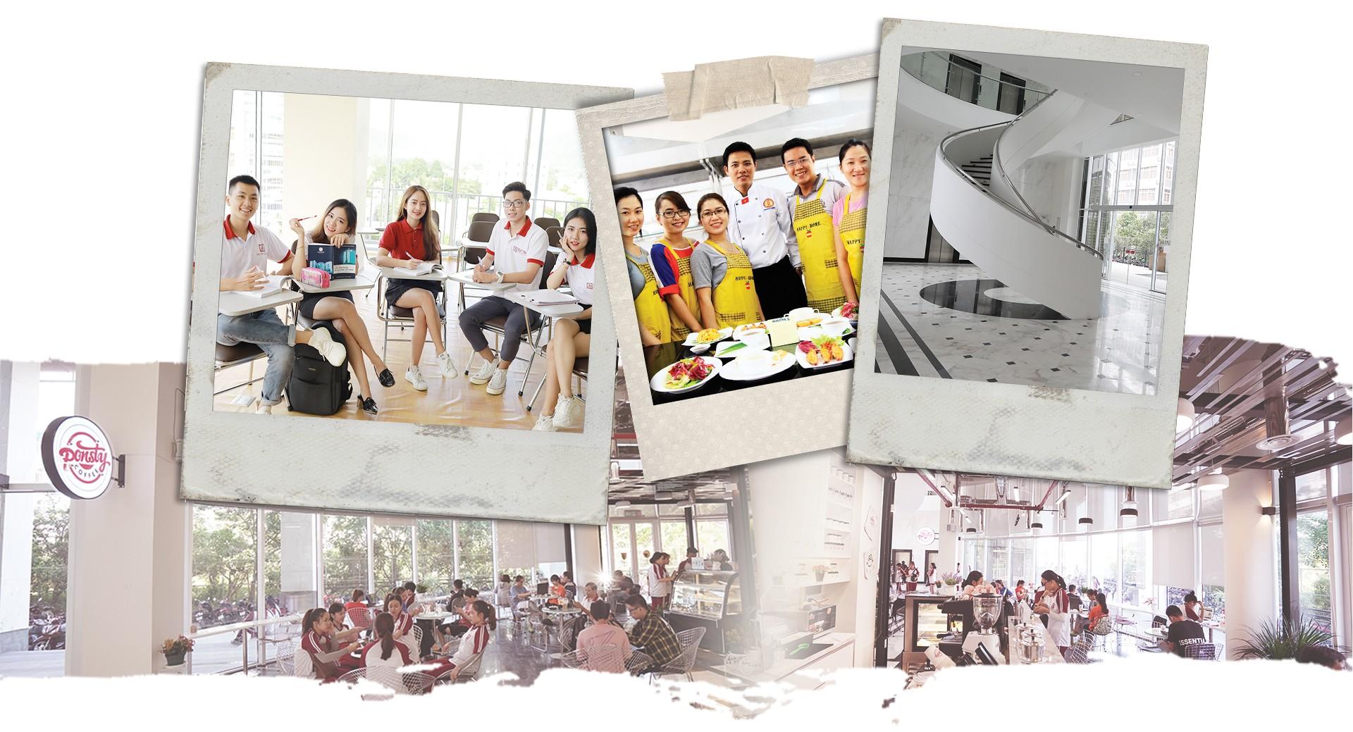 Campus Tour Đại học Duy tân DTU- Nơi bắt đầu của những sáng tạo… ảnh 2