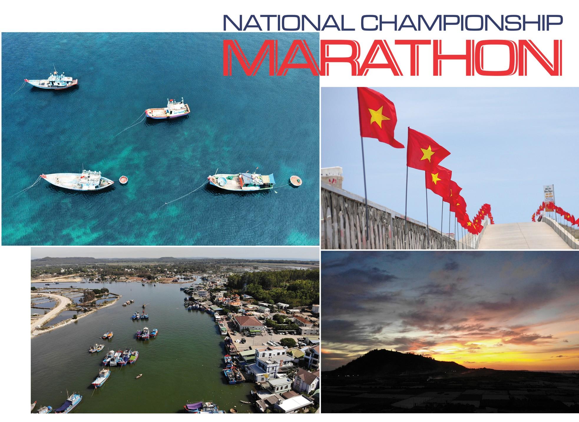Mục kích đường chạy đẹp như mơ của Tiền Phong Marathon tại Lý Sơn ảnh 5