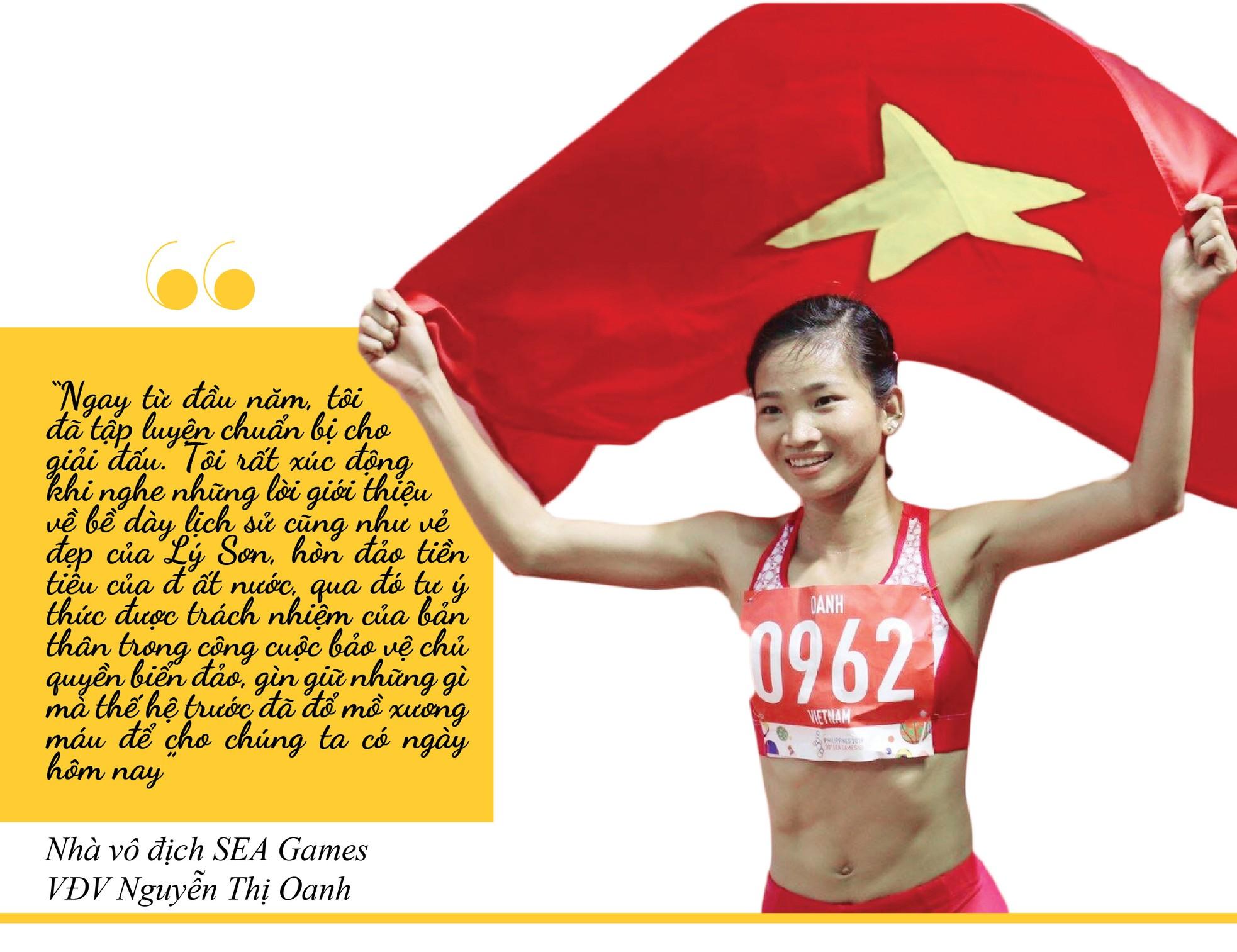 Mục kích đường chạy đẹp như mơ của Tiền Phong Marathon tại Lý Sơn ảnh 6