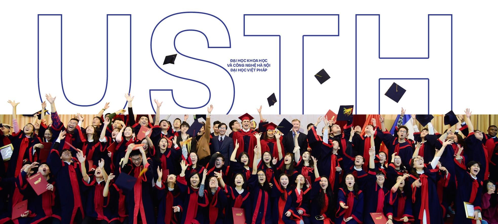 Đại học công lập quốc tế trực thuộc Viện hàn lâm dành cho học sinh yêu khoa học công nghệ ảnh 7