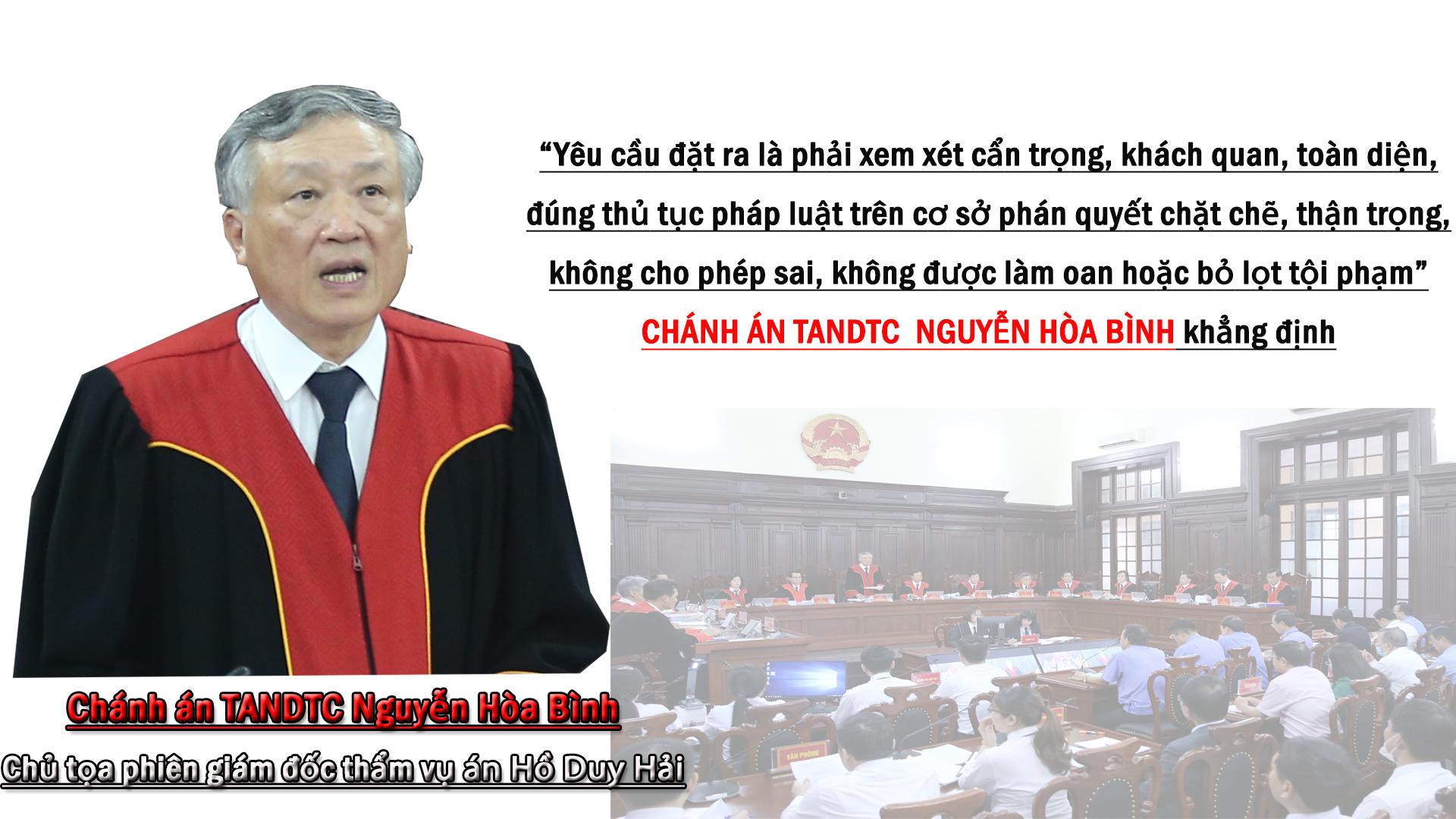 Vụ án tử tù Hồ Duy Hải: Hồi hộp chờ kết quả giám đốc thẩm ảnh 9