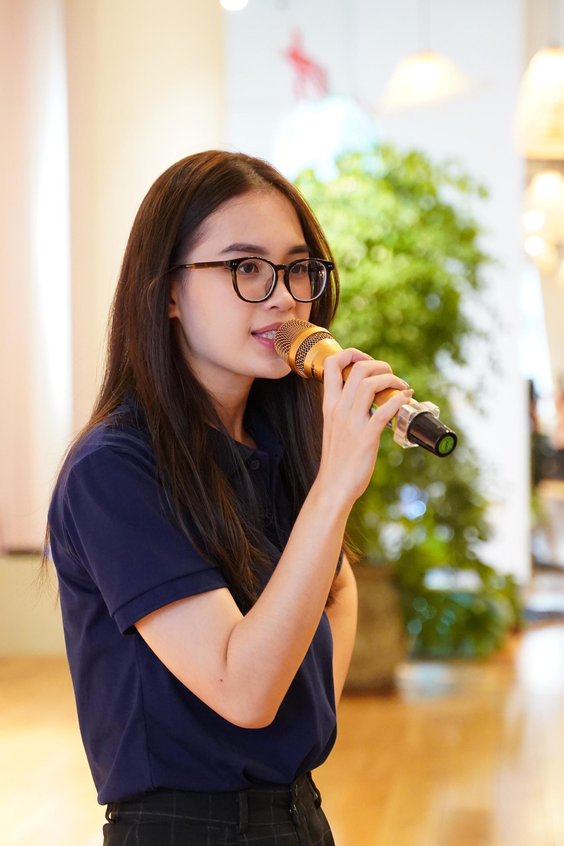 Nữ sinh Báo chí tài năng với tâm huyết xây dựng dự án giáo dục hướng nghiệp ảnh 5