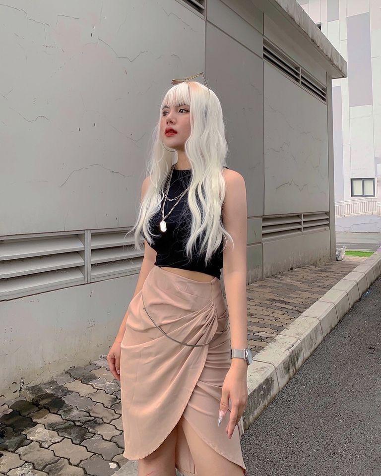 Phong cách cá tính, đầy quyến rũ của hot girl Bình Dương ảnh 7