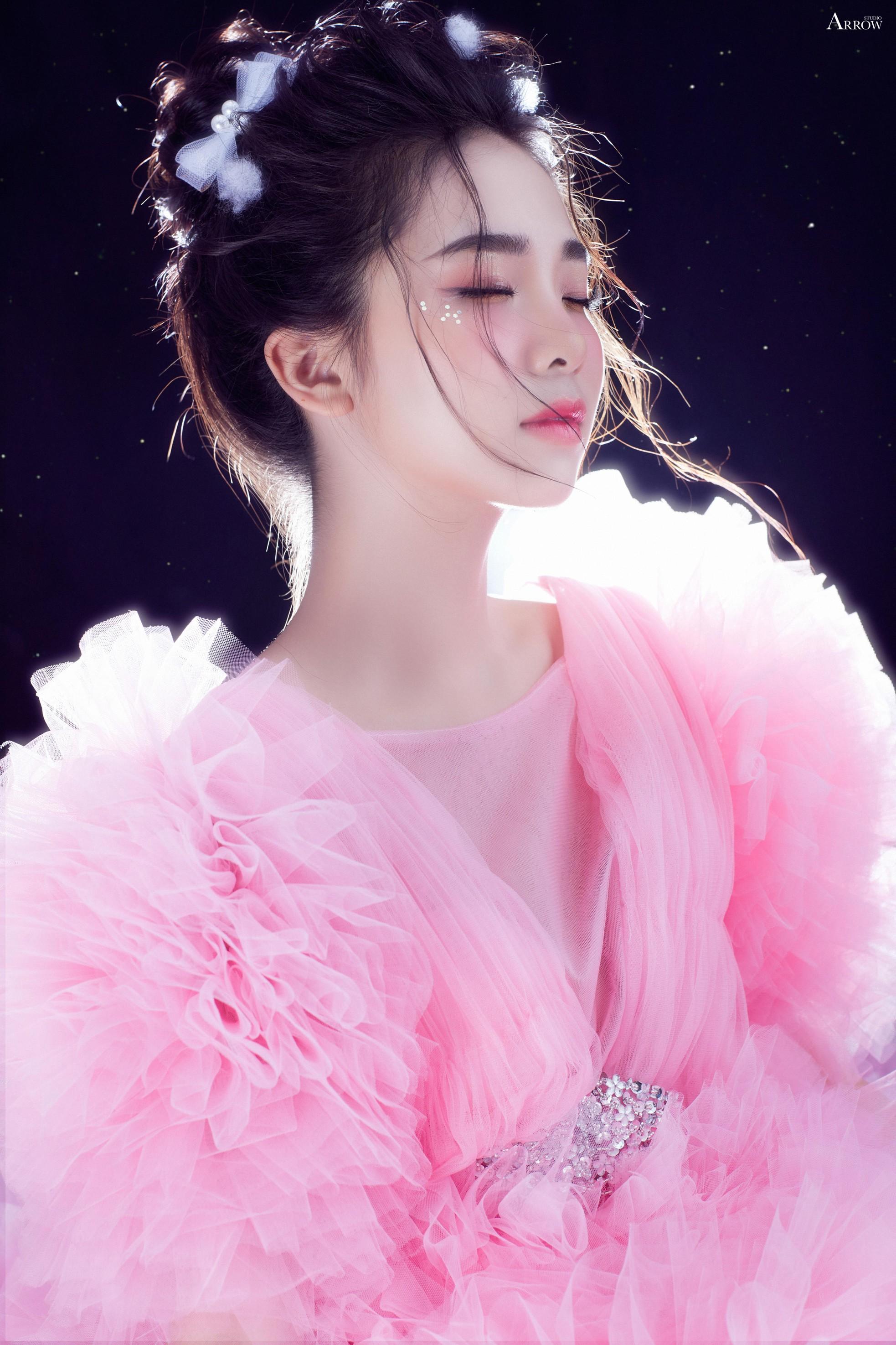 Nhan sắc 'kẹo ngọt' của nữ sinh trường Cao đẳng Nghệ thuật Hà Nội ảnh 10