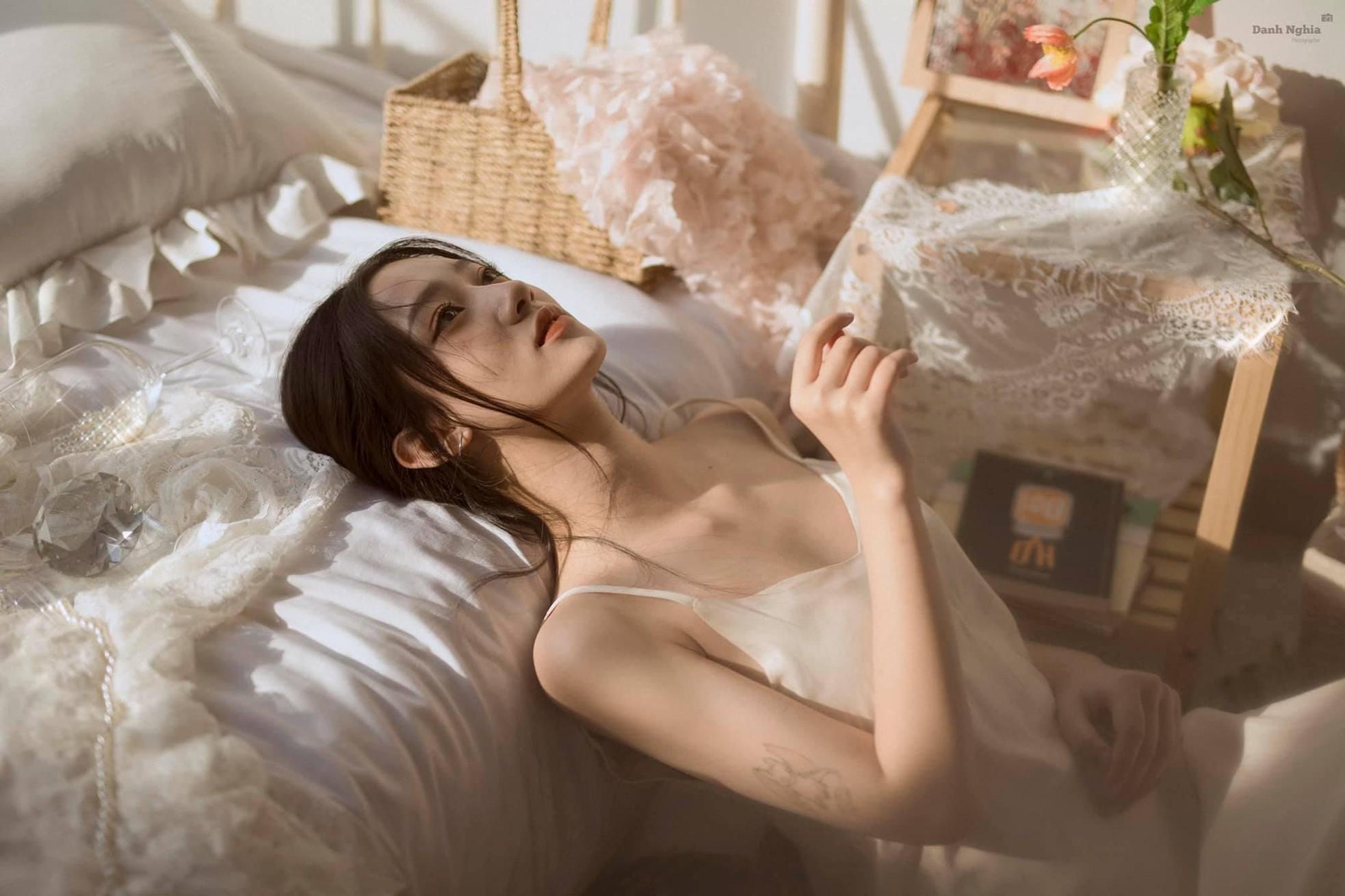 """Ngẩn ngơ trước vẻ đẹp mong manh của """"nàng thơ"""" Đà Lạt ảnh 11"""