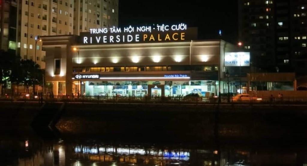 TPHCM yêu cầu xử lý xây dựng trái phép tại trung tâm tiệc cưới Riverside ảnh 1