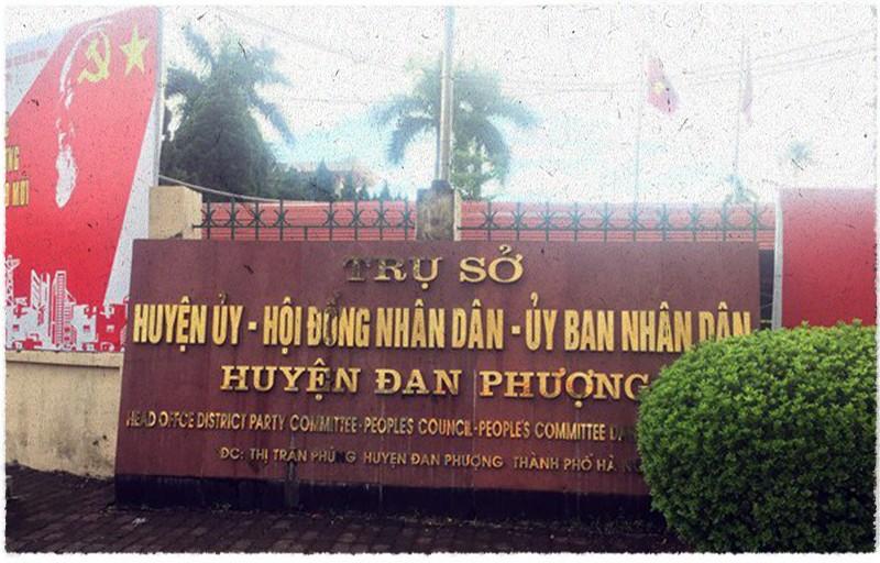 Loạt lãnh đạo quận, huyện Hà Nội sai phạm vì đất đai, xây dựng ảnh 15