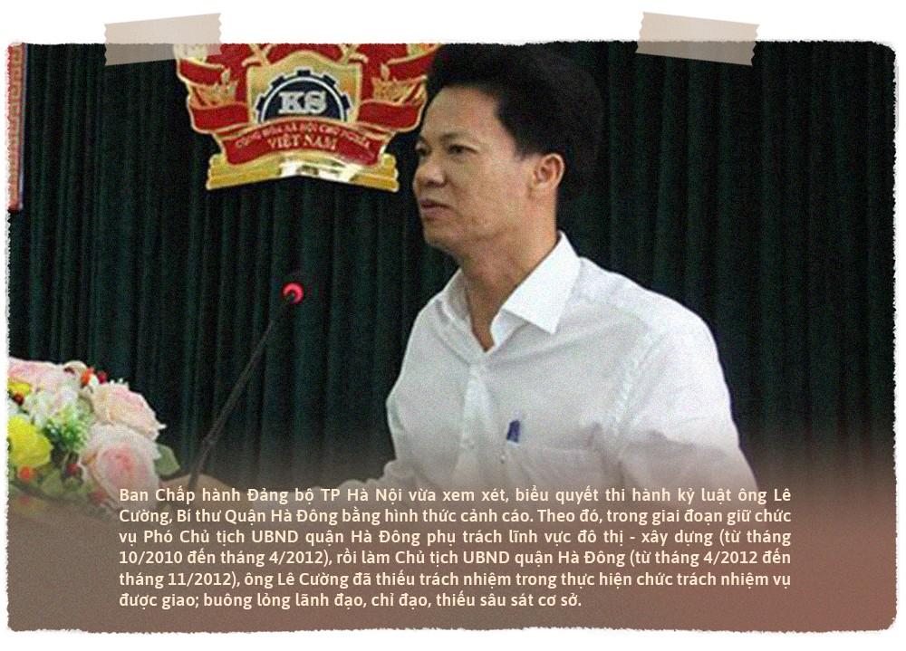 Loạt lãnh đạo quận, huyện Hà Nội sai phạm vì đất đai, xây dựng ảnh 2