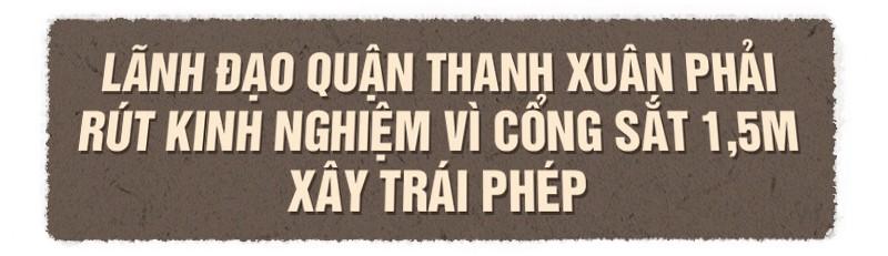 Loạt lãnh đạo quận, huyện Hà Nội sai phạm vì đất đai, xây dựng ảnh 7