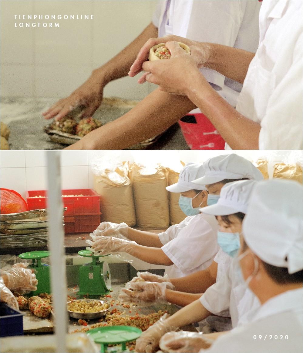 Đi tìm hương vị của bánh trung thu cổ truyền tại làng nghề hơn 100 năm tuổi ảnh 10
