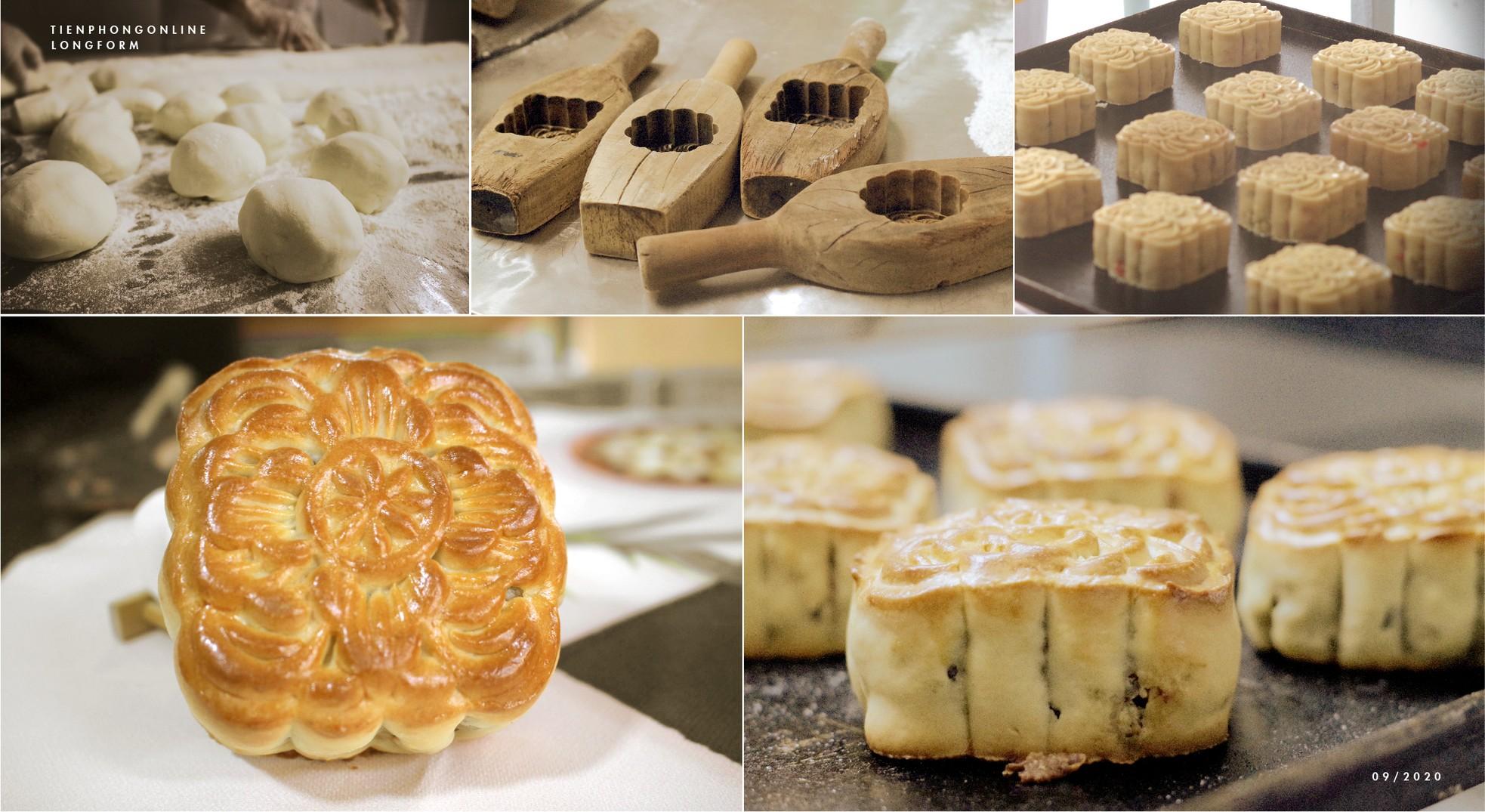 Đi tìm hương vị của bánh trung thu cổ truyền tại làng nghề hơn 100 năm tuổi ảnh 6