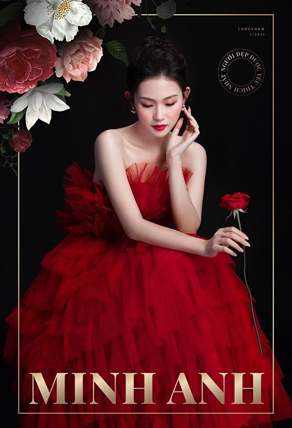 Người đẹp được yêu thích nhất Đậu Hải Minh Anh: Hành trình HHVN 2020 là kí ức tươi đẹp ảnh 6