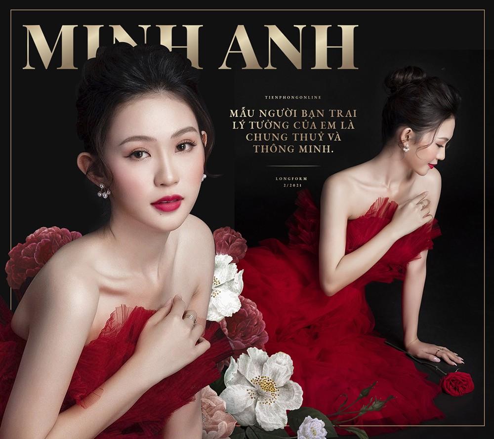Người đẹp được yêu thích nhất Đậu Hải Minh Anh: Hành trình HHVN 2020 là kí ức tươi đẹp ảnh 5