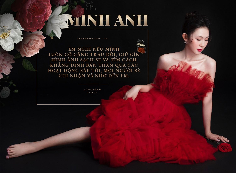 Người đẹp được yêu thích nhất Đậu Hải Minh Anh: Hành trình HHVN 2020 là kí ức tươi đẹp ảnh 3