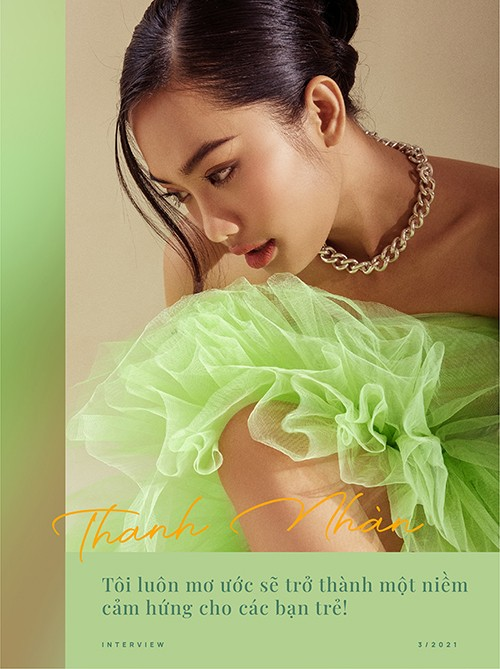 Bùi Thị Thanh Nhàn: Từ cô gái nông thôn đến 'Người đẹp Thời trang' của Hoa hậu Việt Nam ảnh 4